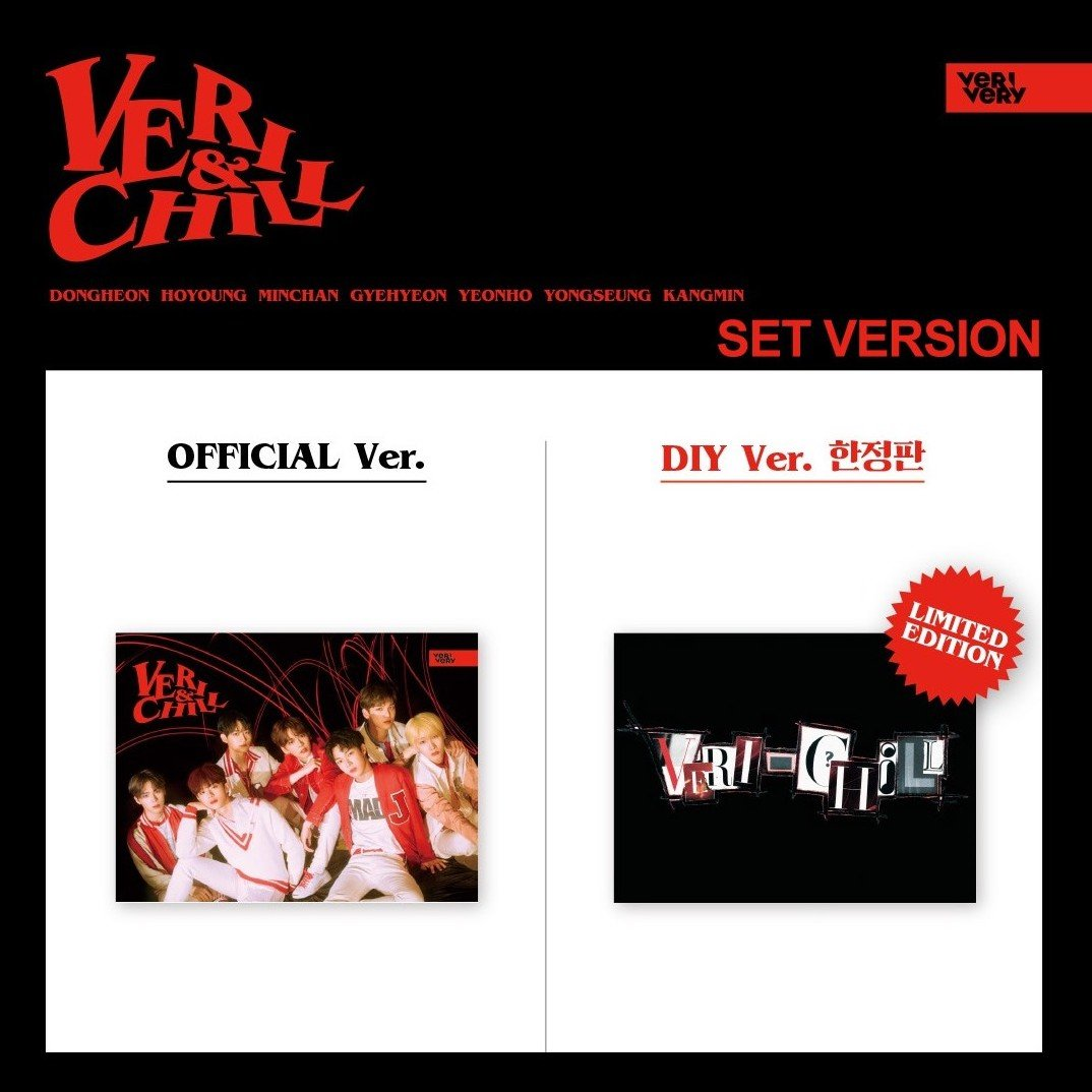 VERIVERY - Special Summer Album - VERI-CHILL