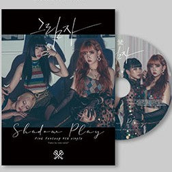Pink Fantasy - 4th Single Album - Shadow Play