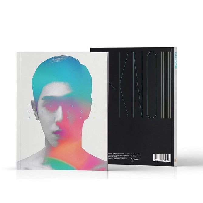 TVXQ U-KNOW 1st Mini Album - True Colors