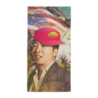 Yang Forest Beach Towel