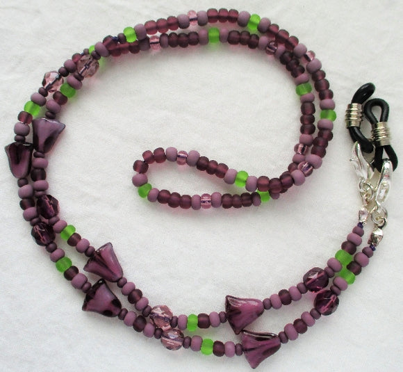 Beaded Eyeglass Chains