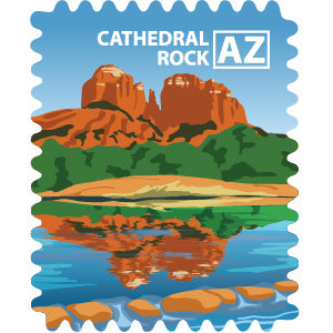 Coconino National Forest - Cathedral Rock
