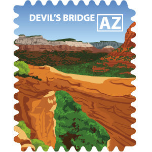 Coconino National Forest - Devil's Bridge