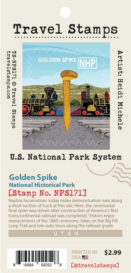 Golden Spike National Historical Park