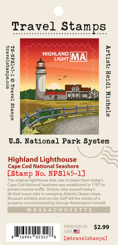 Cape Cod National Seashore - Highland Lighthouse