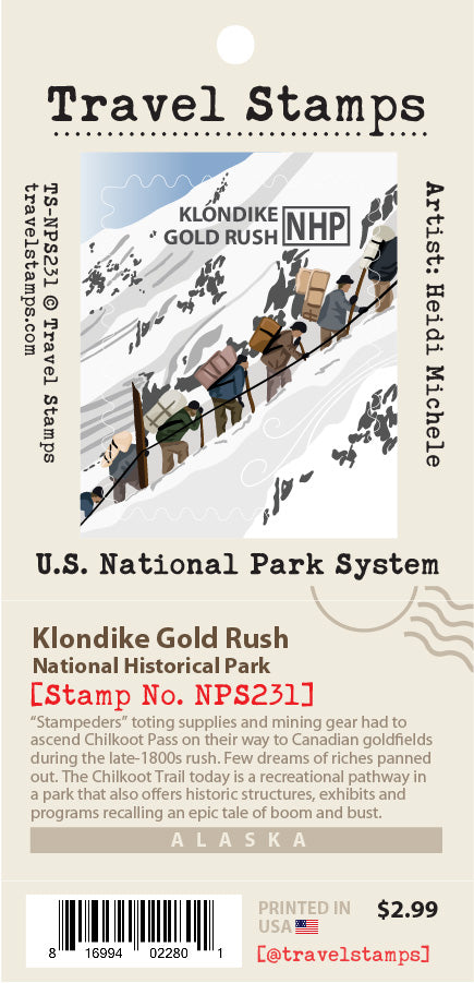 Klondike Gold Rush National Historical Park