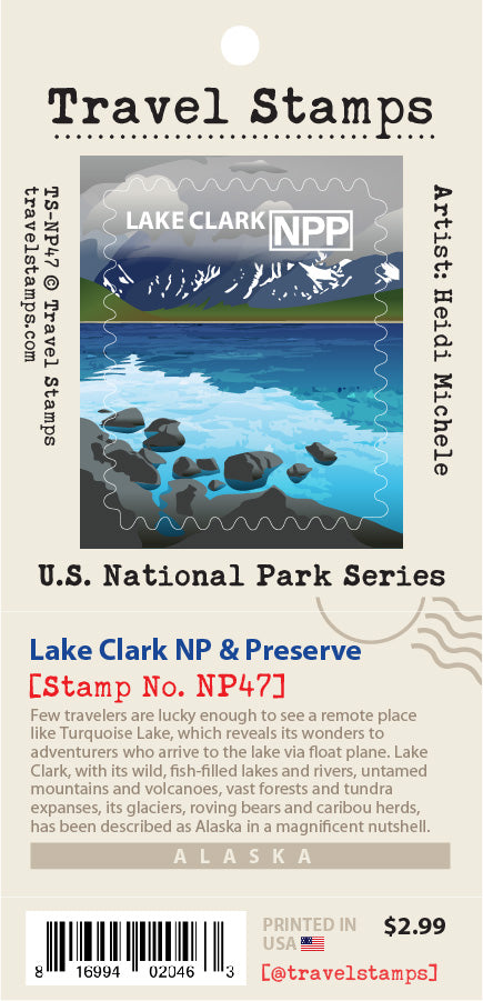 Lake Clark National Park & Preserve