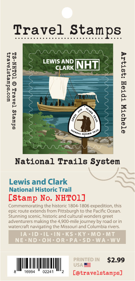 Lewis & Clark National Historic Trail