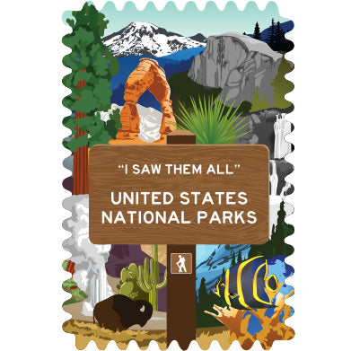 """I Saw Them All"" 61 National Parks (small)"