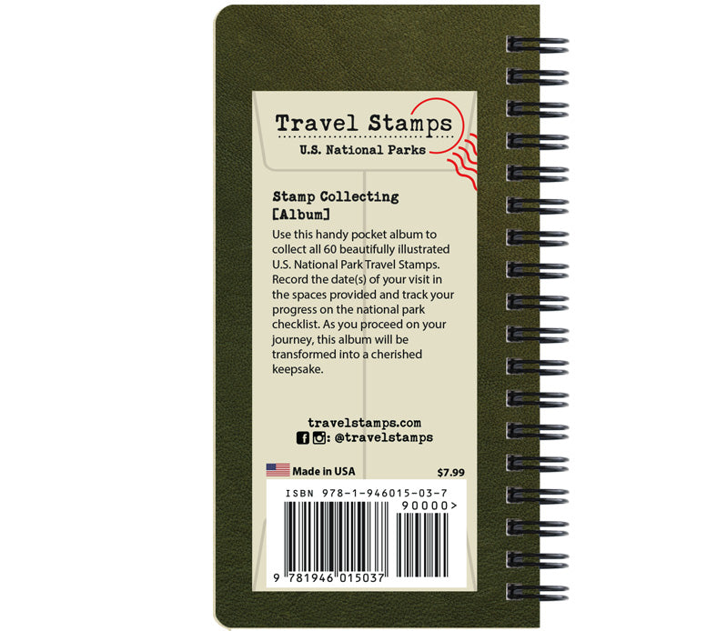 U.S. National Parks Pocket Album