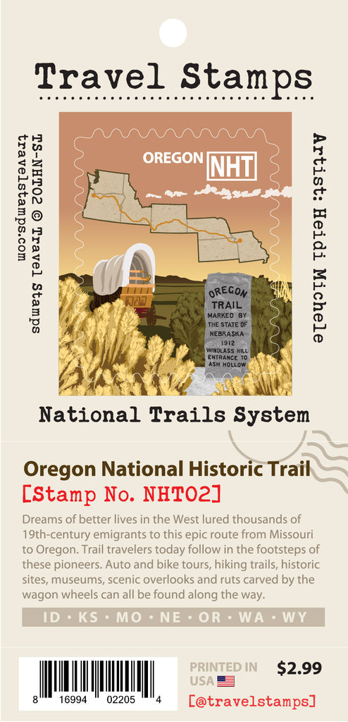 Oregon National Historic Trail