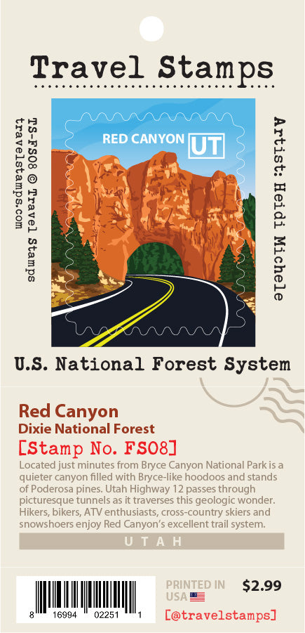 Red Canyon - Dixie National Forest