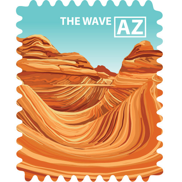 Vermilion Cliffs NM - The Wave