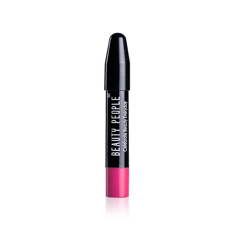 Beauty People Natural HD Matte Lip Crayon