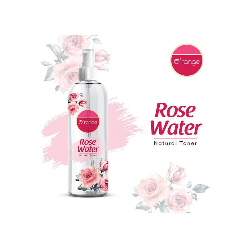 O'range Rose Water - Orange Something