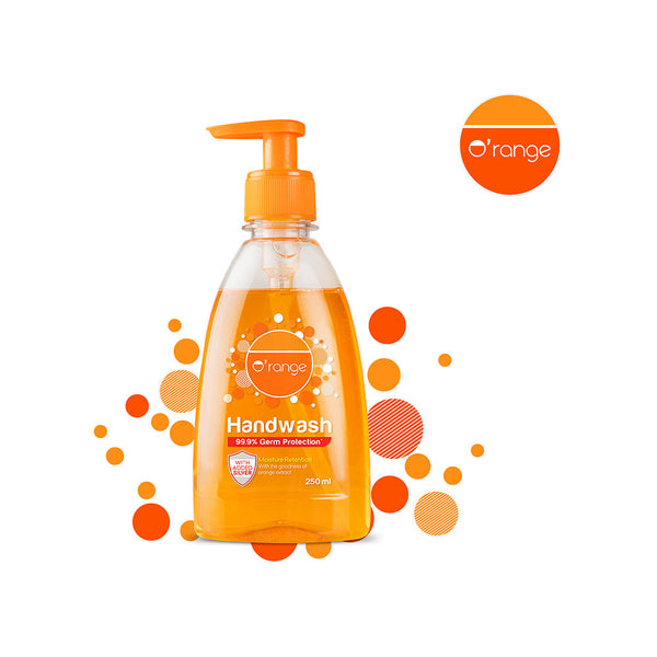 O'range Germ Protection Handwash - Orange Something