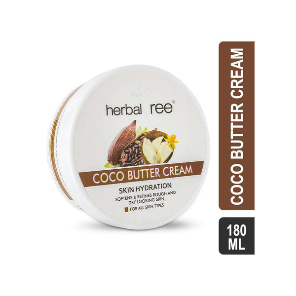 Herbal Tree Cocoa Butter Cream-Cream-Orange Something