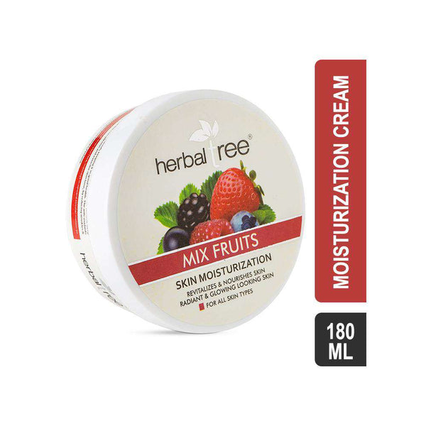Herbal Tree Mix Fruits Moisturization Cream-Cream-Orange Something
