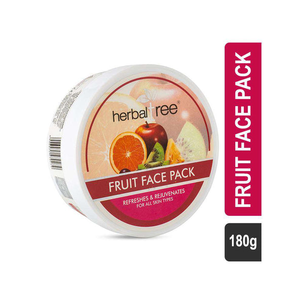 Herbal Tree Fruit Face Pack-Mask-Orange Something