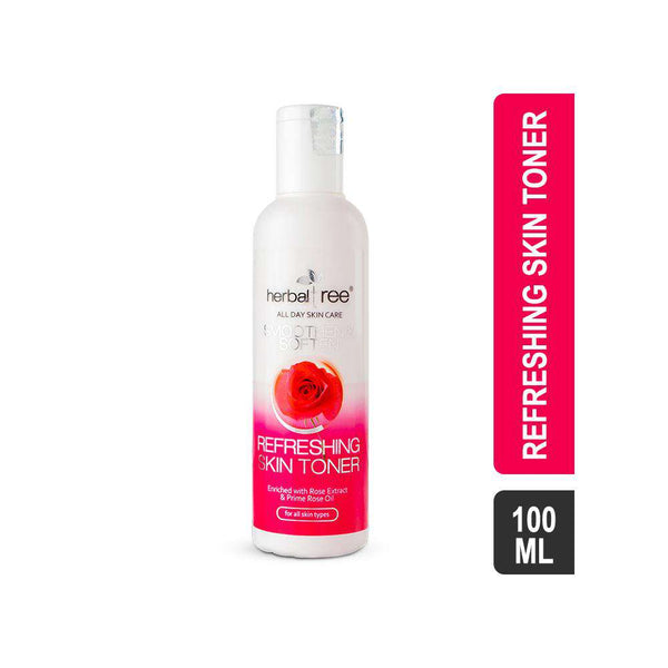 Herbal Tree Refreshing Skin Toner with Prime Rose Oil-Toner-Orange Something
