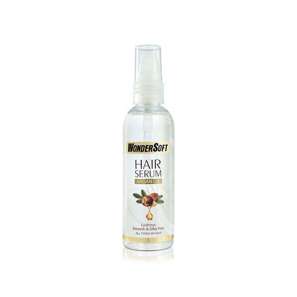 WonderSoft Hair Serum with Argan Oil