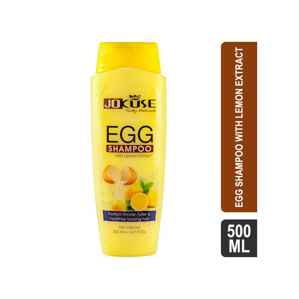 Jokuse Egg Shampoo-Shampoo-Orange Something