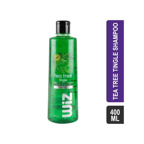 Wiz Tea Tree Tingle Shampoo-Shampoo-Orange Something