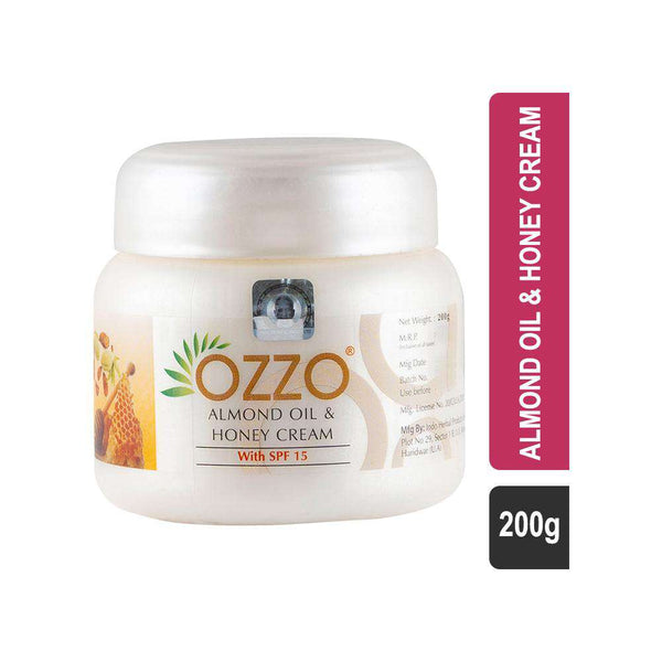 Ozzo Almond Oil & Honey Cream-cream-Orange Something