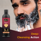Mapril 3 in 1 Beard Shampoo (100 ml) - Orange Something