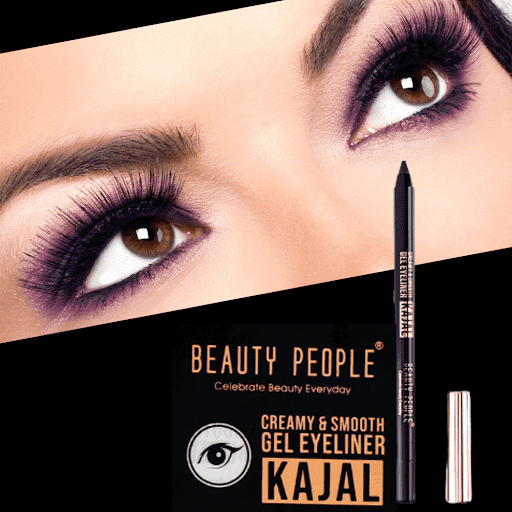 Beauty People Gel Eyeliner Kajal-Eyeliner-Orange Something
