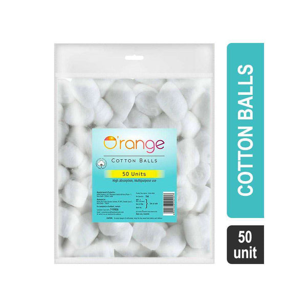 O'range Cotton Balls-Cotton balls-Orange Something