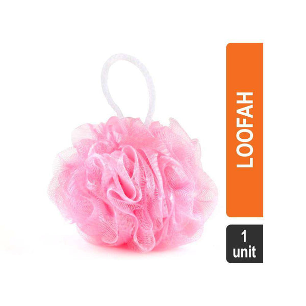 O'range Assorted Loofah-loofah-Orange Something #color_pink