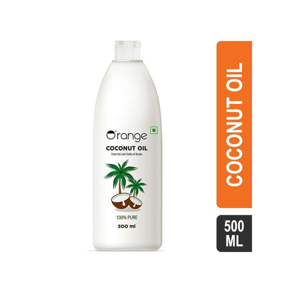O'range Coconut Oil (Bottle)-Oil-Orange Something