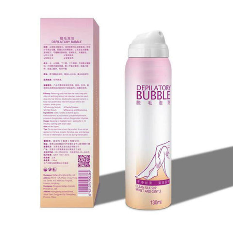 Spray & Wipe Hair Removal Spray