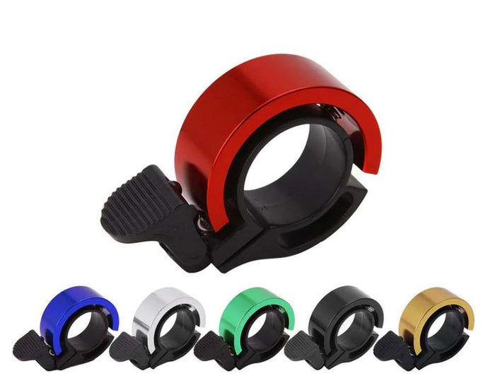 Slim Aluminum Bicycle Bell