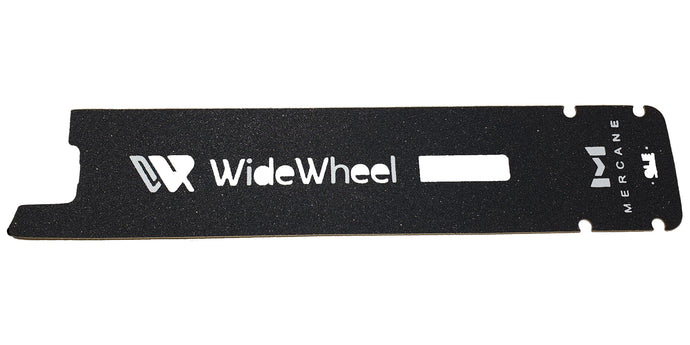 WideWheel PRO Deck Griptape with Logo
