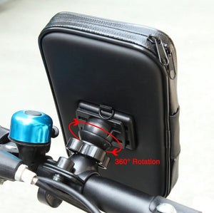 Waterproof Escooter Phone Case Bag - Electric Scooters Pacific