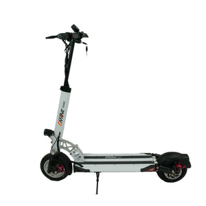 eMove CRUISER 1,600W Peak Rear Motor 52V 30AH LG Battery Dual Hydraulic Brakes.