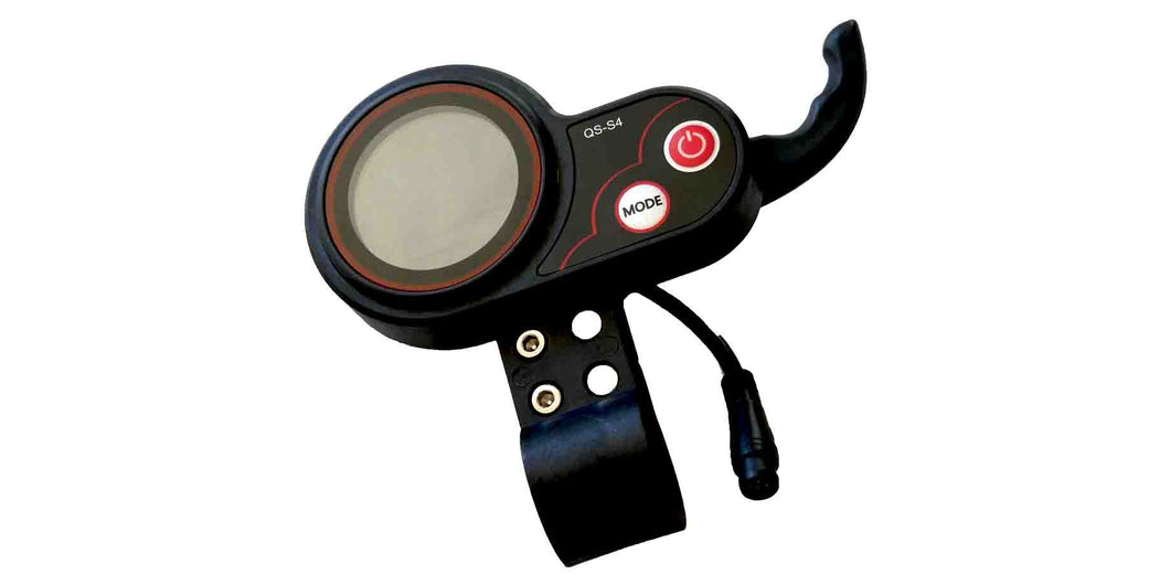 Hero LCD Throttle Plug and Play
