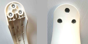 Xiaomi M365 White Rear Mud Guard