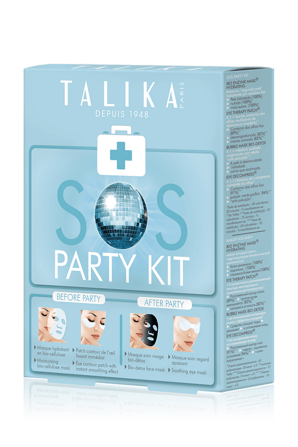 SOS Party Kit fra Talika