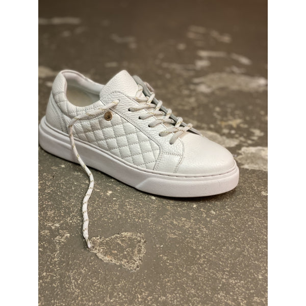 Copenhagen Shoes By Josefine Valentin Dressed Sneakers White