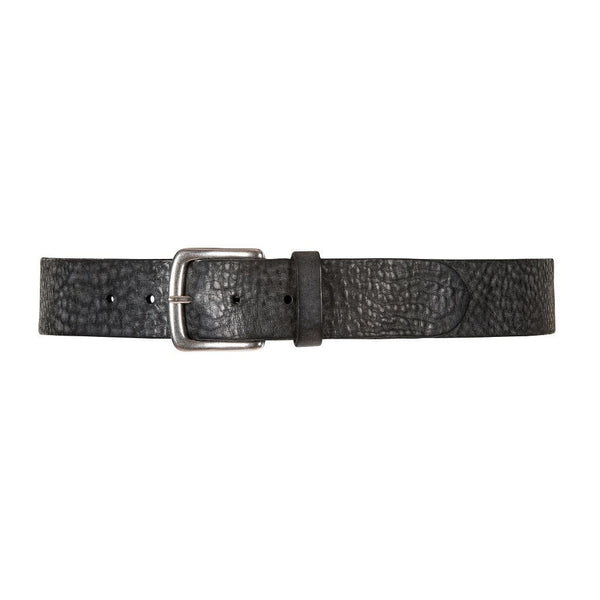 Jeans Belt Black Nero