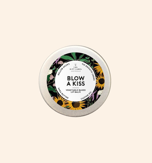 The Gift Label Blow A Kiss Læbepomade