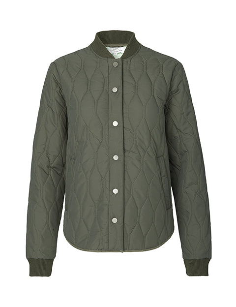 Arica Jacket Dark Green