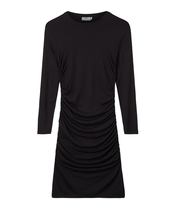 Beala Short Dress Black