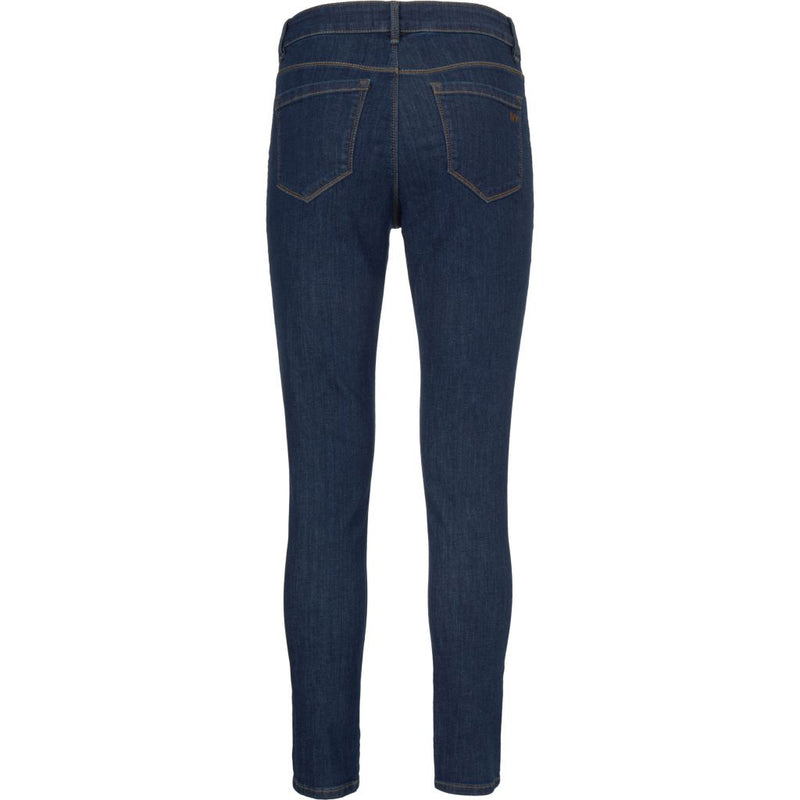 Alexa Ankle Jeans Excl. Denim Blue
