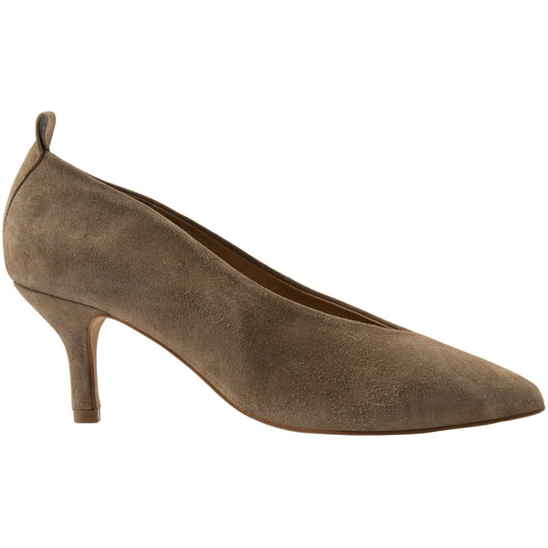 Pavement Kim Pumps Taupe Suede