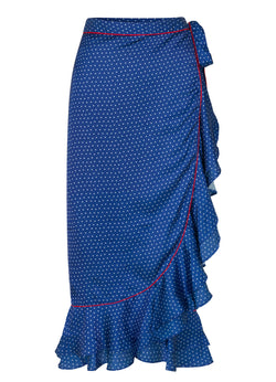Calista Lena Skirt Sodalite Blue