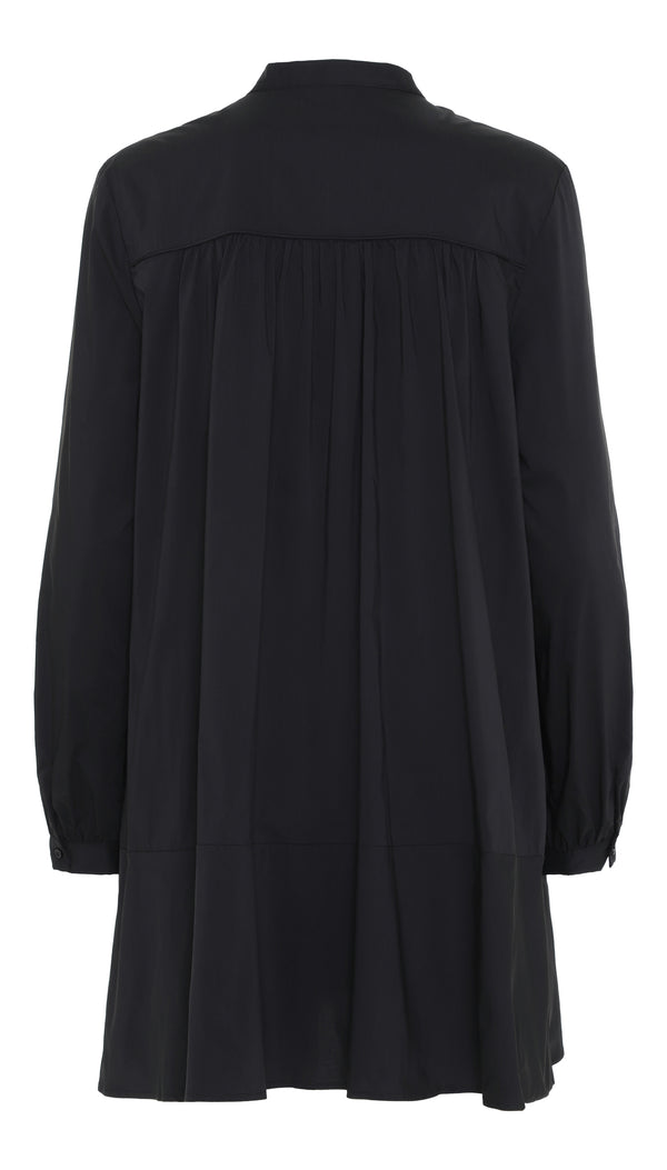 Galia Dress Anthracite Black